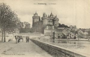 CPA COMBOURG - Le Chateau (112061)