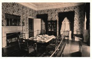 Thomaston, Maine, ME, Montpelier, Dining Room, Antique Vintage Postcard f8584