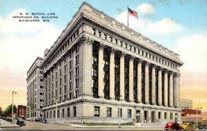 Wisconsin Milwaukee North Western Mutual Life Insurance Company Building