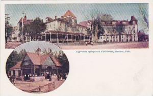 Soda Springs and Cliff House, Manitou,Colorado, 00-10s