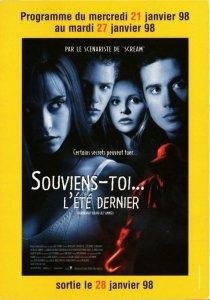 CPM Souviens-Toi...L'ete dernier CINEMA FILM (780392)