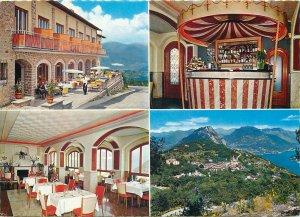 Postcard Hotel Restaurants HORECA San Grato bar Carona