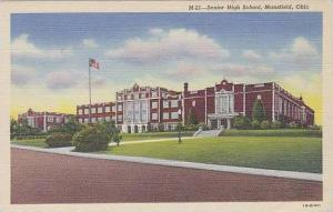 Ohio Mansfield Senior High School