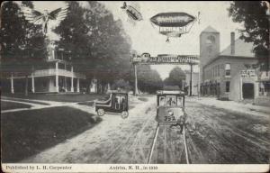 Antrim NH Future Fantasy c1910 Postcard