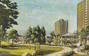 Canada Glenmore Garden Apartments Calgary Alberta