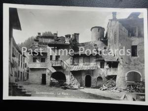 Old RPPC - GRUYERES, Sembrancher - La Place - Switzerland
