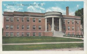 WABASH , Indiana , 00-10s ; Wabash County Hospital