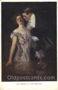 Artist Signed Clarence Underwood, Postcard Postcards Nr. 742,  M.Munk, Wien A...