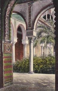 Spain Sevilla Patio Sevillano