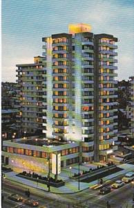 Canada British Columbia Vancouver Sheraton Plaza 500 Hotel