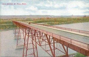 Minnesota St Paul High Bridge