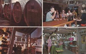 4-Views, Bucks Country Vineyards and Winery On Route 202, New Hope, Pennsylva...