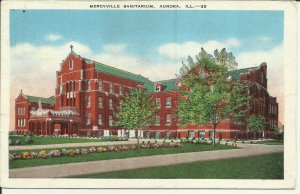 Mercyville Sanitarium, Aurora, Ill.