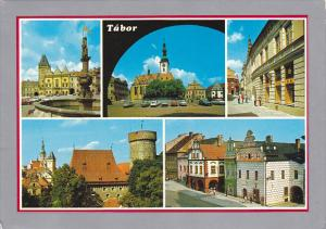 Czechoslovakia Tabor Multi View