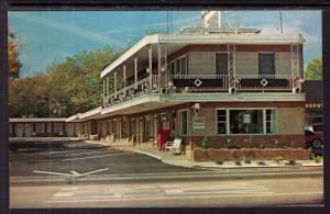 Capri Motel,Hot Springs National Park,AR