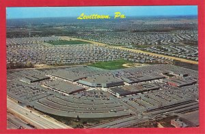 AERIAL VIEW OF LEVITTOWN, PA (PC180) SEE SCAN