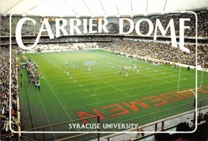 Carrier Dome - Syracuse, New York