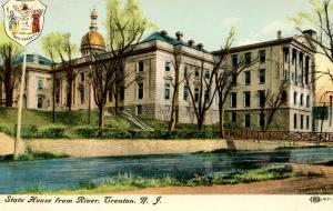 NJ - Trenton. State Capitol