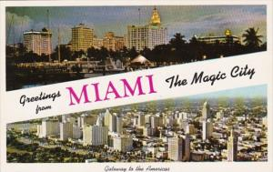 Greetings From Miami The Magic City