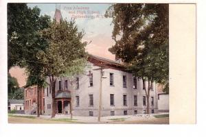 Free Academy and High School, Ogdensburg, New York