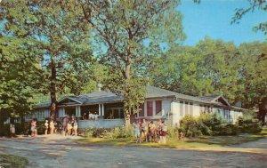 LP11 Lakeside Epworth Lodge   Ohio    Postcard
