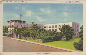 PALM BEACH , FL, 30-40s ; Ocean View Hotel