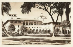 RP ; HONOLULU , Hawaii, 1930-40s Federal Building & Post Office