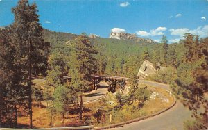 Pigtail Bridge Needles Highway Black Hills SD