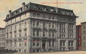 HARTFORD , Connecticut, 1910 ; Hartford Fire Insurance Company