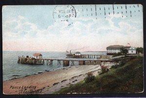 Maine LONG ISLAND Ponce Landing The Hugh C. Leighton Co. #4014 - pm1909 - Und/B