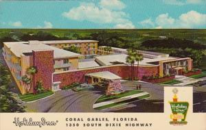 Florida Coral Gables Holiday Inn South Dixie Highway Opposite University Of M...
