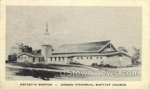 Judson Memorial Baptist Church