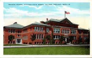 Michigan Ypsilanti Training School Michigan State Normal College