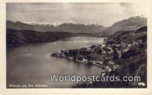 Millstatt am See Karnten Austria Unused