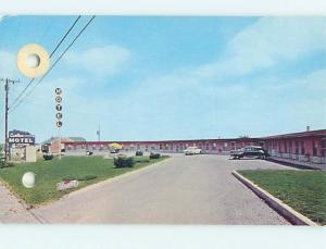 Pre-1980 CARLTON MOTEL St. Thomas Pennsylvania PA M5405