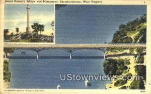 James Rumsey Bridge & Monument