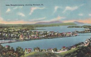 Vermont Newport Lake Memphremagog