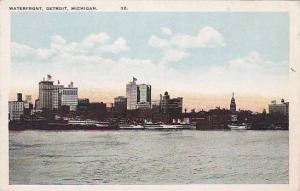 Michigan Detroit Waterfront