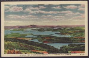 Bird's Eye View Lake Winnipesaukee,NH