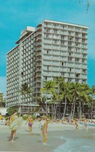 Hawaii Honolulu Waikiki The Outrigger Hotel