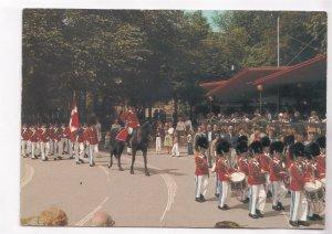 Kobenhavn, Copenhagen, Tivoligarden, The boy-guard of Tivoli, 1980 used Postcard