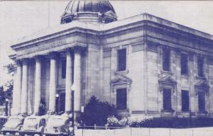 RENO, Nevada, 30-40s; Washoe County Courthouse, The Great Divide