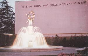 City of Hope, Duarte, California, 1940-1960s