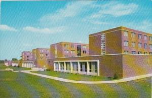 Indiana Muncie Grace DeHority Residence Halls For Women Ball State Teachers C...