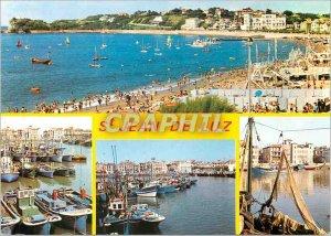 Postcard Modern Cote Basque Saint Jean de Luz