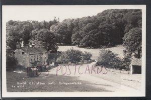 Yorkshire Postcard - Hould Cauldron Mill, Kirbymoorside   HM596