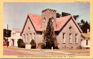 Florida Green Cove Springs Methodist Church and Memorial Building Dexter Press