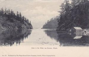 Hole In The Wall, La Conner, Washington, 1900-1910s