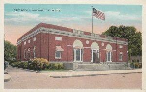 DOWAGIAC , Michigan , 1910s ; Post Office