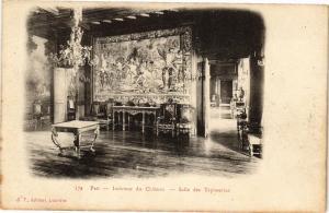 CPA PAU - Interieur du Chateau - Salle des Tapisseries (126516)